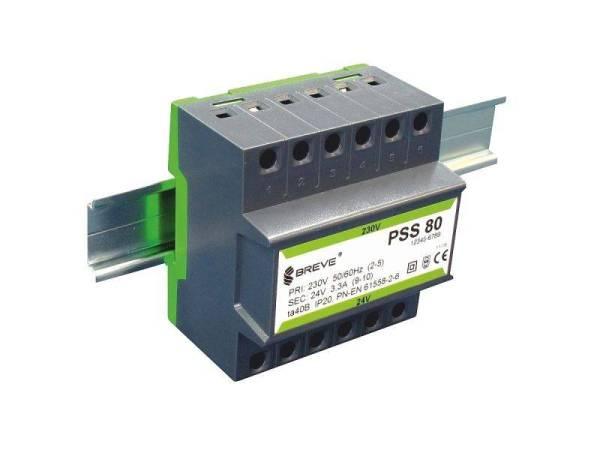 transformatory bezpieczeństwa separacyjne modułowe PSS