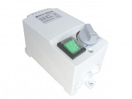 Elektroniczny regulator prędkości wentylatorów ARES