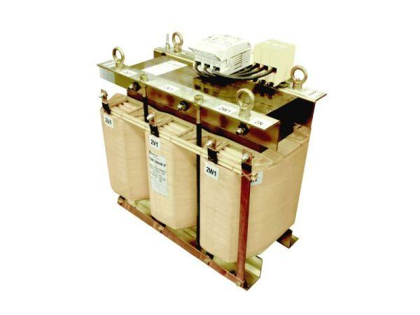 transformator bezpieczeństwa separacyjny trójfazowy foliowy