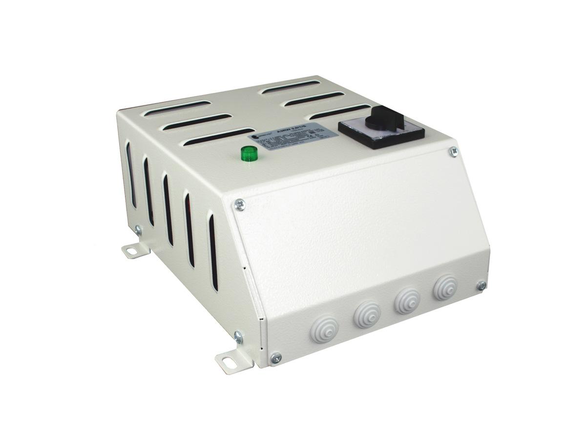 A3RW three phase fan speed regulator HVAC
