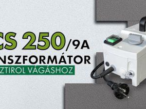 PCS 250/9A HU