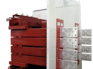 jednofazowy 100kVA 10V 10kA specjalistyczny transformator mocy