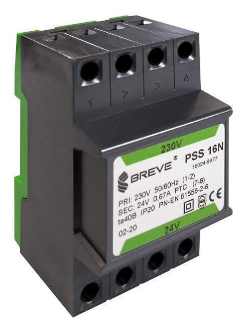 PSS  16N 230/ 24V