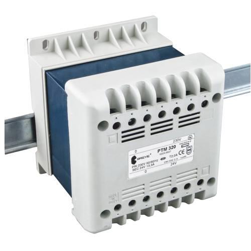 PTM 250 230-400/ 12-12V 10A