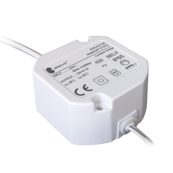 ZLDP  12-24YCL  0,5A IP65