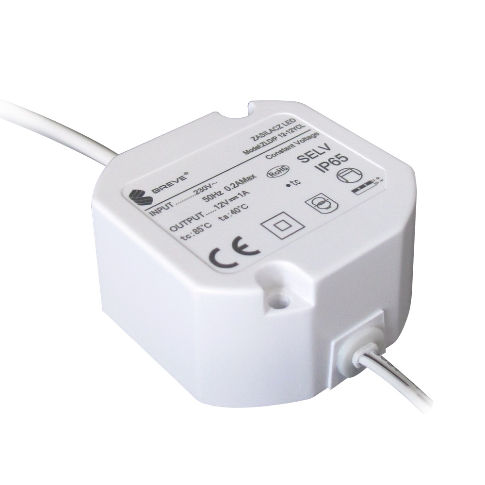 ZLDP  12-12YCL  1,0A IP65