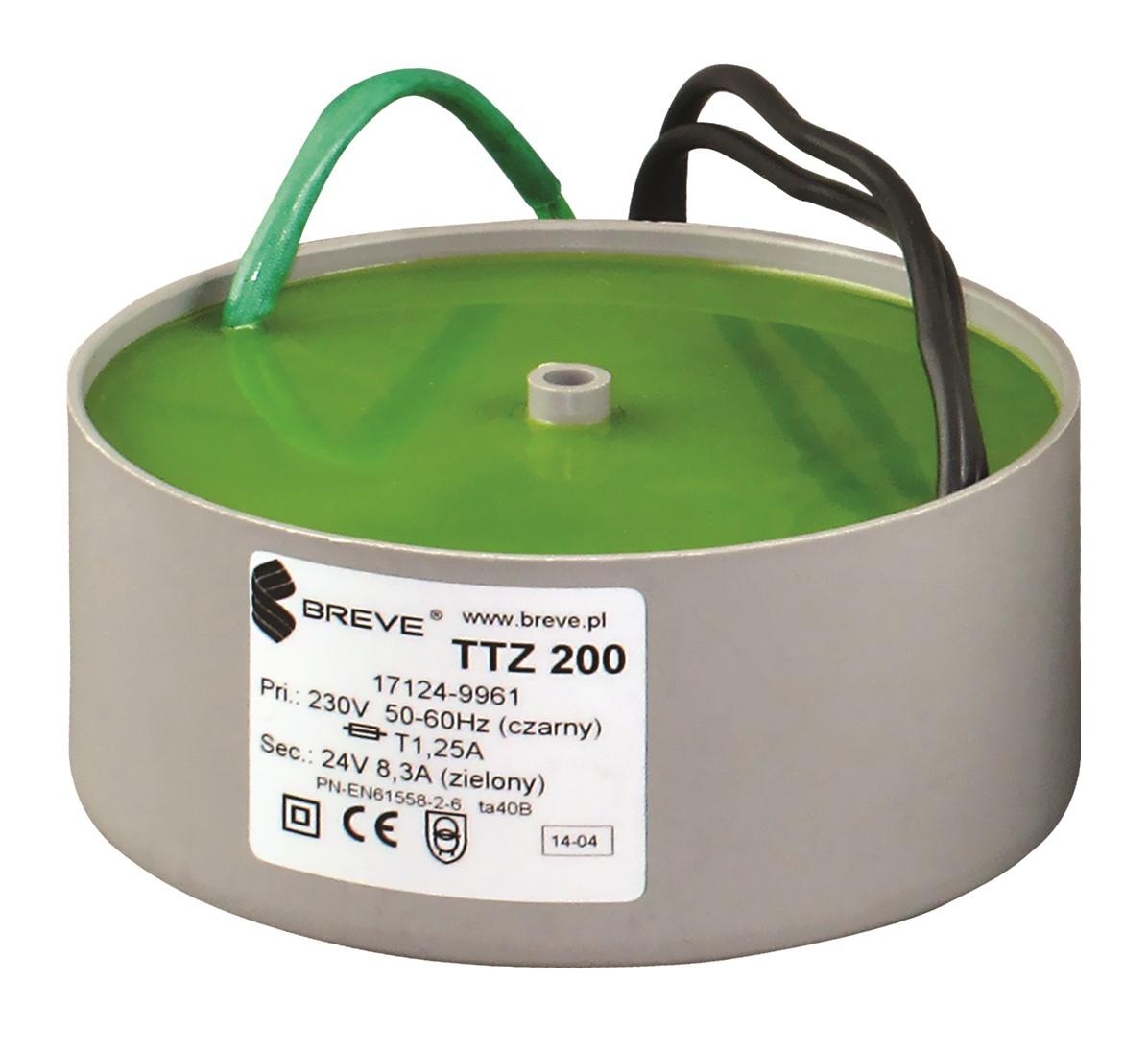 TTZ 200/G 230/110V