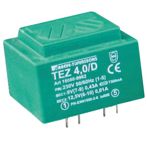 TEZ   4,0/D 230/ 6- 6V
