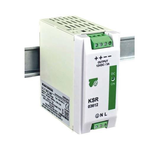 KSR 03612 230/ 12VDC 3,0A