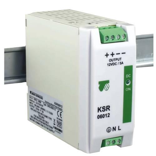 KSR  06012 230/ 12VDC 5,0A