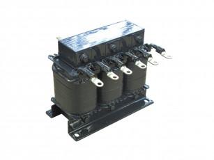 Trójfazowe dławiki filtracyjne 7% do ochrony baterii pojemnościowych UCN 440V D3F